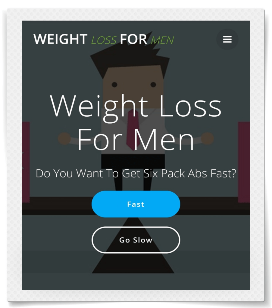 Weight Loss Guide For Men Over 40
